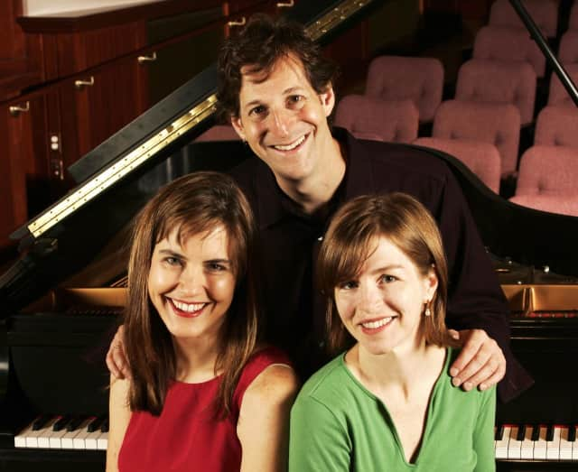 The Oracle Trio will perform March 20 at the Hoff-Barthelson Music School.