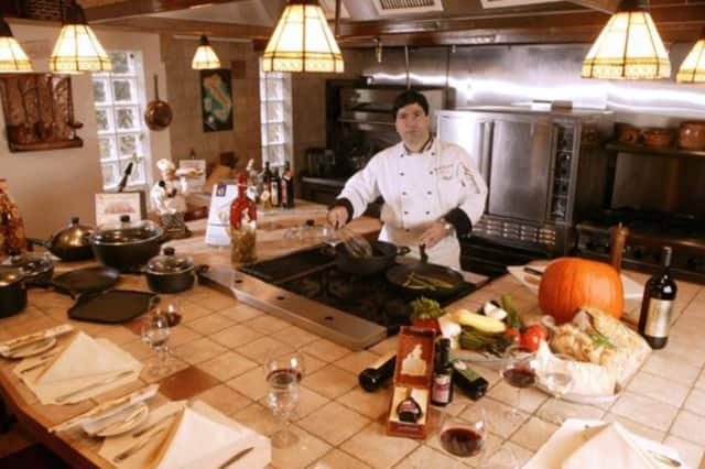 Learn how to can and preserve food in a Paramus cooking store class.