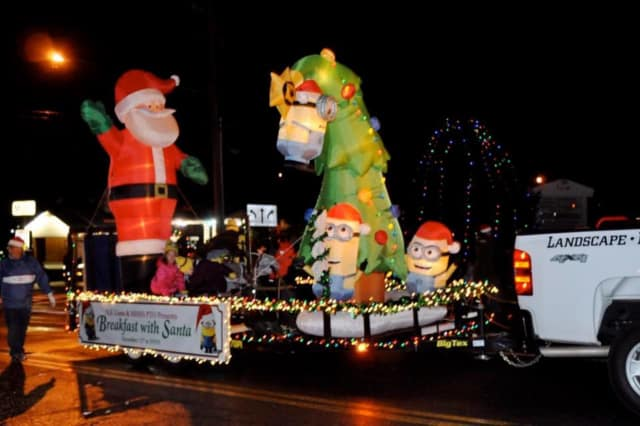 New Fairfield will ring in the holiday season with a parade, tree lighting and Small Business Saturday events.