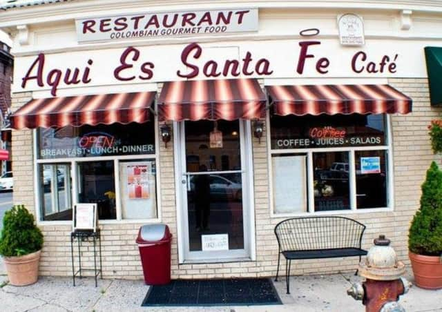 """Aqui Es Santa Fe Cafe in Port Chester received a """"very good"""" review in The New York Times."""
