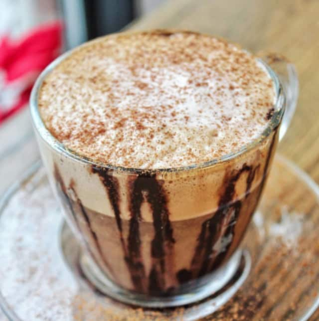 Cafe Xpresso in Newtown is known for its coffee drinks.