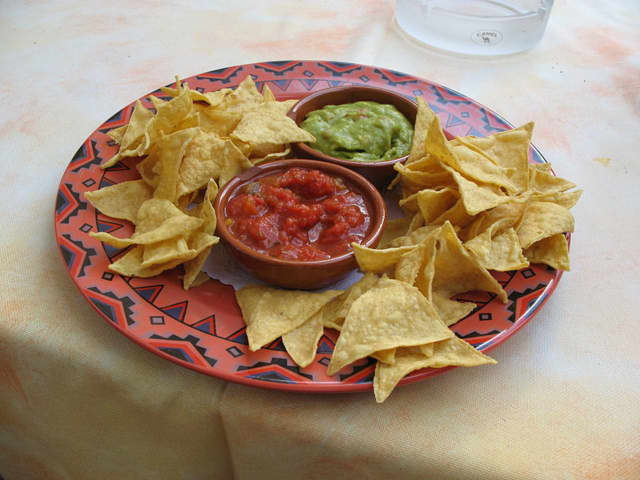 Make sure your favorite dip and tortilla chips are on hand Wednesday, Feb. 24 for National Tortilla Day.