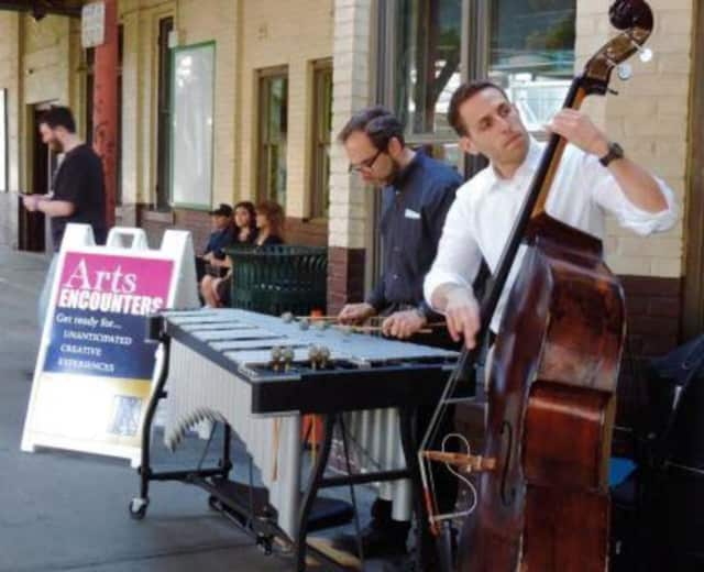 Musicians will play Thursdays during the summer at the New Rochelle Train Station.