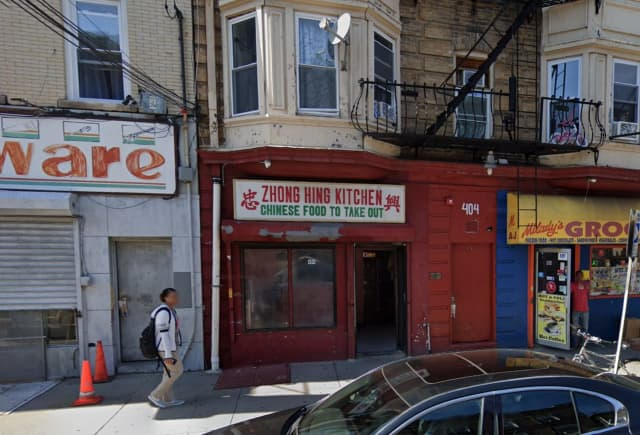 Zhong Hing Kitchen, Monroe Street, Passaic
