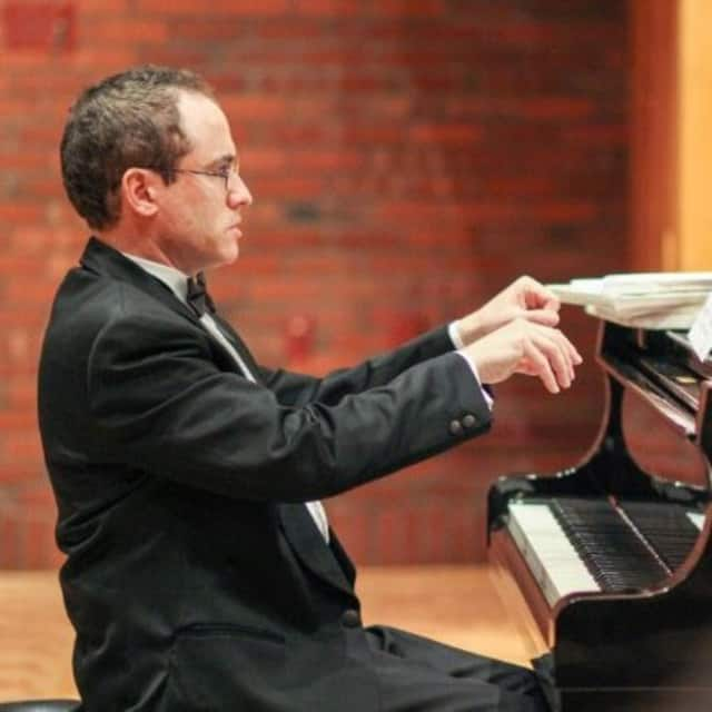 Jonathan Faiman will perform Oct. 7 at Concordia College in Bronxville.