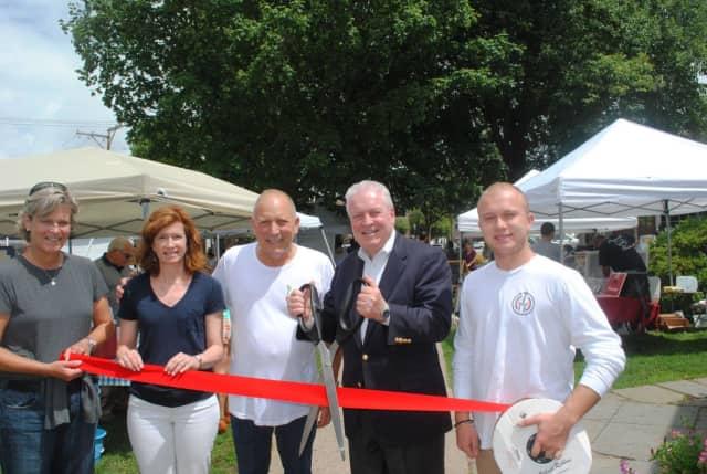 The Fairfield Farmers Market is open for business each Sunday on Sherman Green in Fairfield.