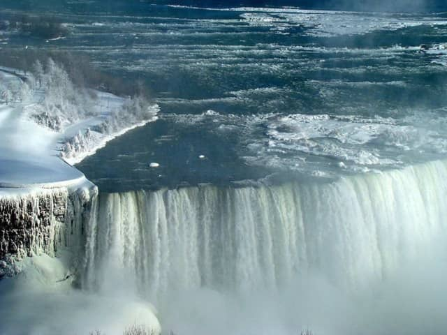 Kevin Woyce gives a lecture about Niagara Falls and the Niagara George Monday, March 7 at 7 p.m. at Ridgewood Library.