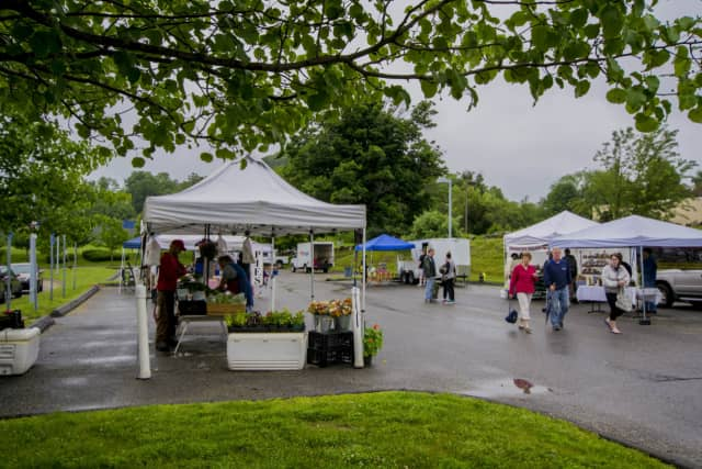 The Brewster Farmer's Market is open Sundays at 15 Mt. Ebo Road South, Brewster, N.Y.
