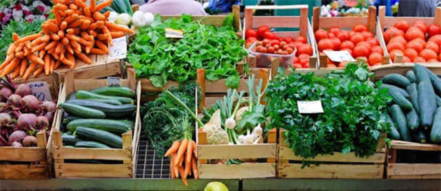 Downtown Fairfield will host a new farmers market beginning June 19.