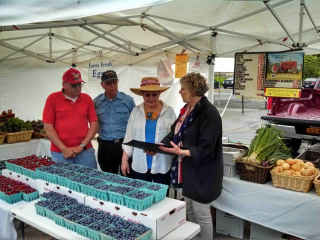 Saturday is the last day to get fresh produce and other homespun goods at the Hyde Park Farmers Market.