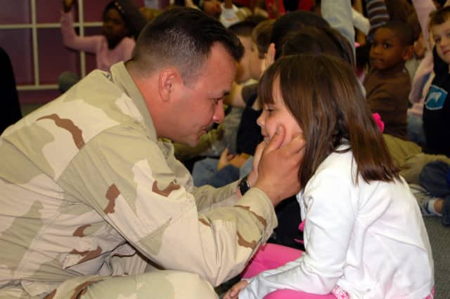 Local military families with 6-11-year-olds are welcome to a free program to help with the stresses of deployment.