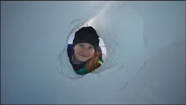 "The 2014 film, ""An Education - A Father-Daughter Trip of Discovery,"" follows explorer Mike Libecki and his 11-year-old daughter, Lilliana, during her first skiing expedition to Antarctica. It is one of 12 to be screened at a Suffern film fest."