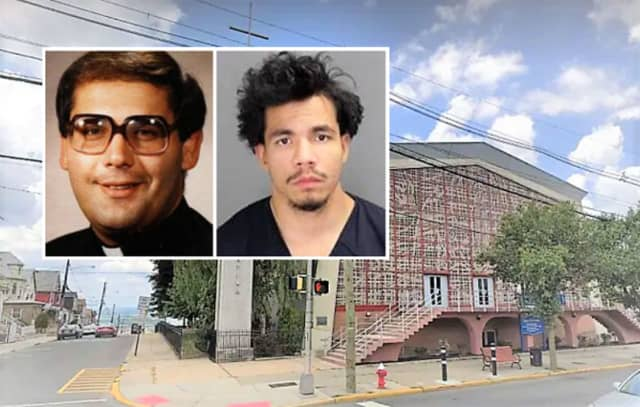 John Capparelli served at Our Lady of Fatima in North Bergen, among other parishes. Authorities in Nevada were trying to extradite Derrick Mitchell Decoste from Michigan to face murder and armed robbery charges.