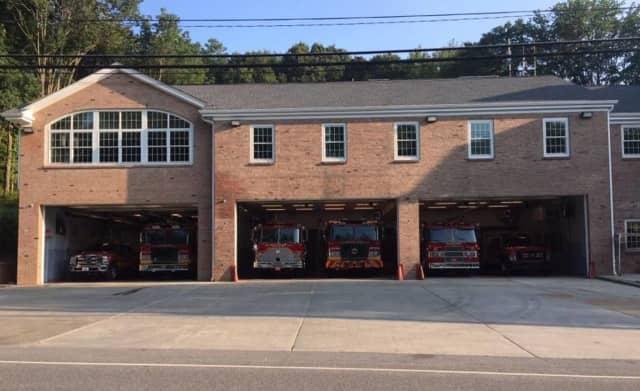 The new Golden's Bridge Fire Department