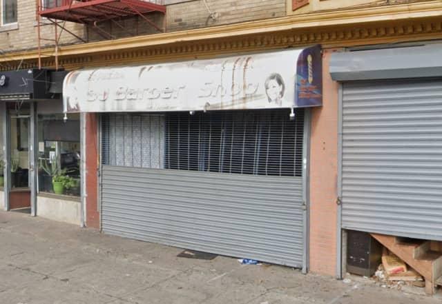 9J Barber Shop, Park Avenue, Paterson
