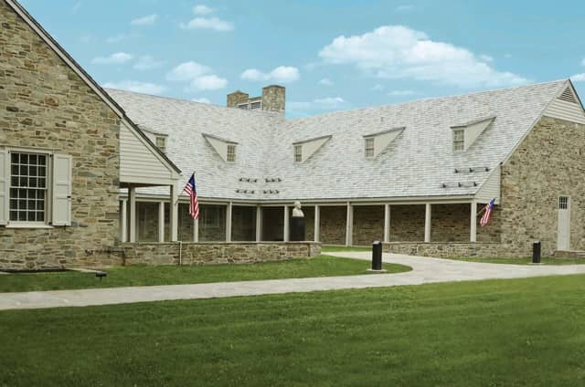 "A discussion on ""The Revolutionary War in the Hudson Valley"" will be conducted Oct. 20 at The FDR Library in Hyde Park."