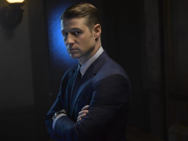 """Ben McKenzie, star of the Fox series, """"Gotham."""""""