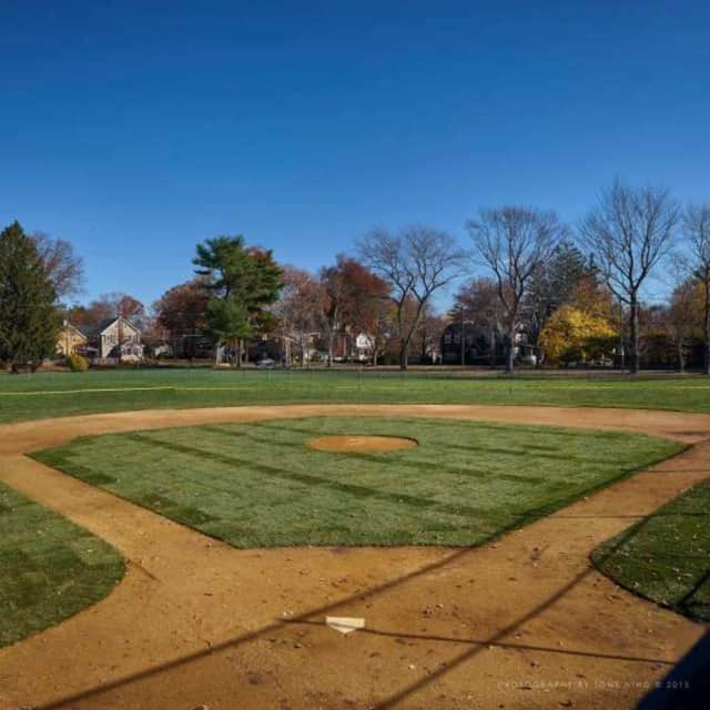 Muehleck Field now sports the same sod that's in Yankee Stadium.