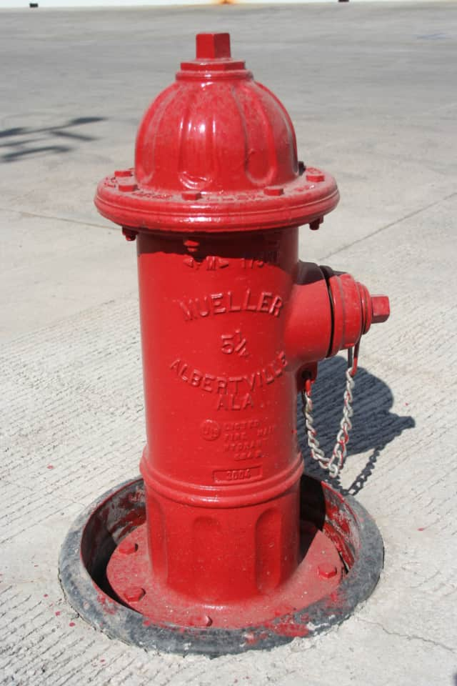 Four hydrants will be replaced in Lodi on Thursday.