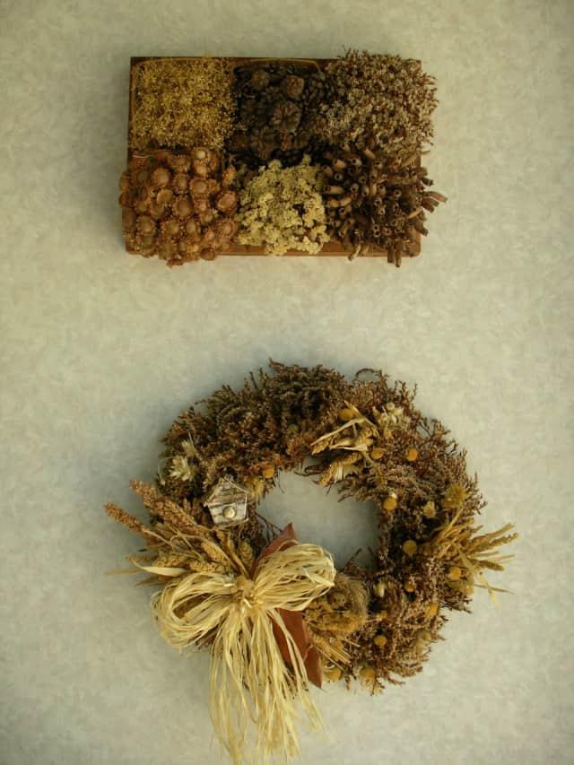 Flat Rock Brook Nature Center is hosting a natural crafts event on Dec. 3.