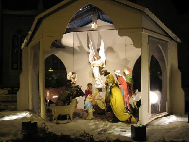 A church in Old Tappan will have children perform in a Christmas pageant.