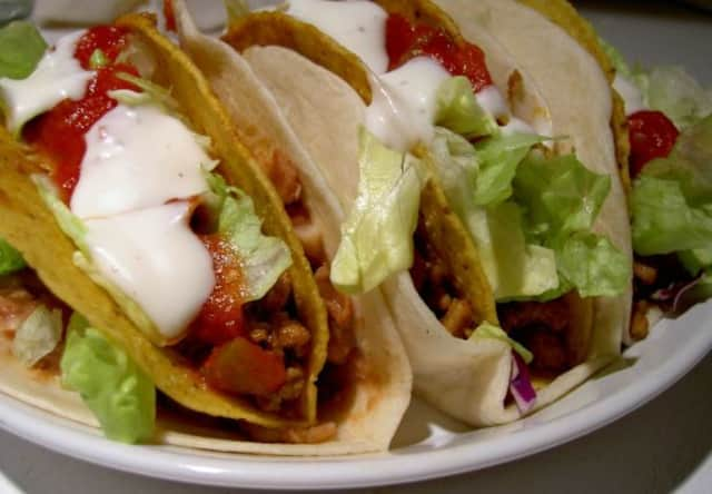 Tacos Tonight is a new fundraiser planned for Monday to raise money for Port Chester schools.