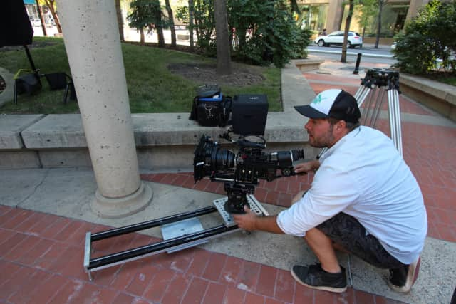 Emerson may pass an ordinance requiring permits for filming.