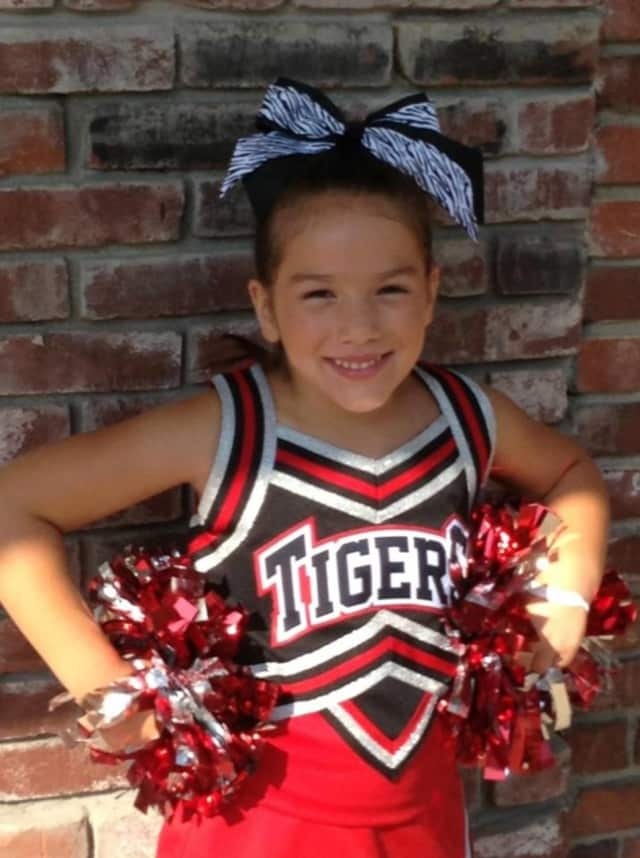It's not too late to register your young ones for first-grade cheerleading.