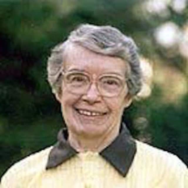 Sister Margaret Mary Fitzgerald