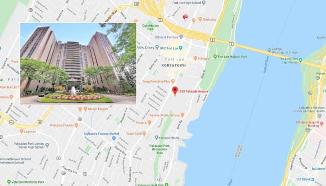 Federal authorities charged Arthur Schwartz with pocketing the loan and using the money toward a high-rise apartment atop the Palisades in Fort Lee.
