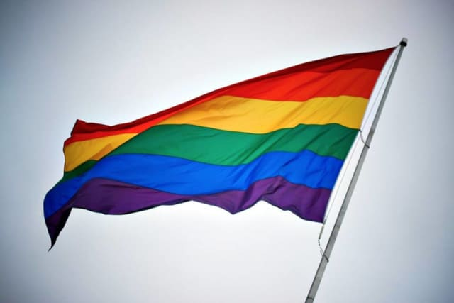 A rainbow flag will fly over Ridgewood's Van Neste Square during Gay Pride Month.