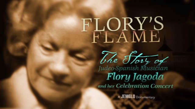 """""""Flory's Flame"""" will screen at Kaplen JCC on the Palisades on Nov. 18."""