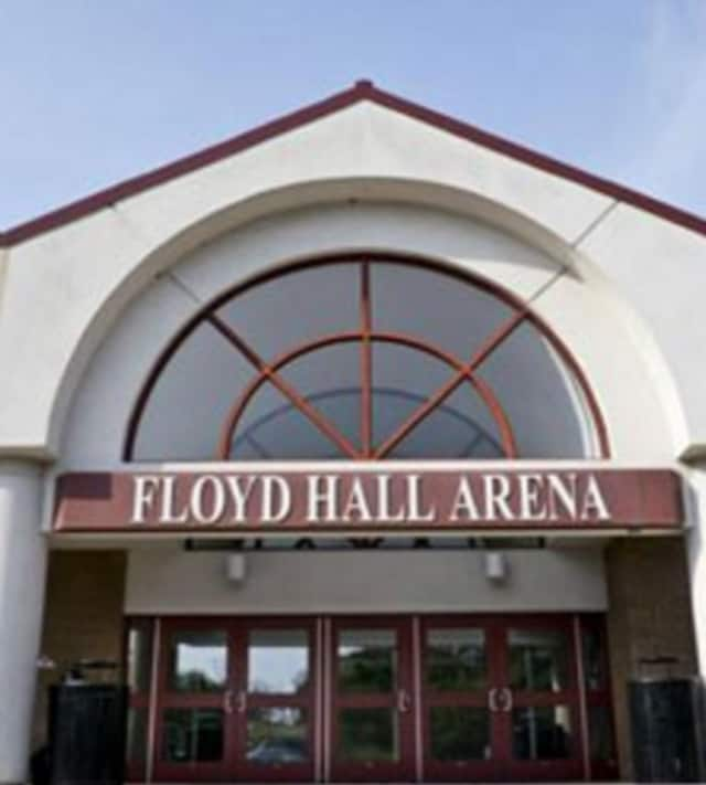 MSU's Floyd Hall Arena in Little Falls.