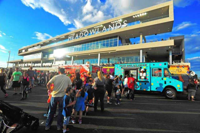 Jerseyfest Food Truck Mash-Up Jersey vs Philly Trucks takes place on Saturday, June 4.