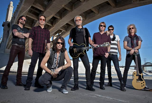 Foreigner will play the Capitol Theatre in Port Chester on Feb. 13.