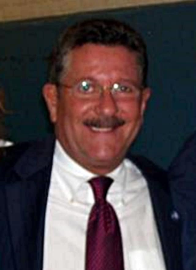 former Danbury Mayor Gene Eriquez
