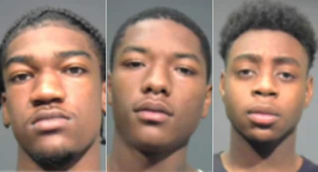 Jacaree M. Cogdell, Emanuel T. Holley, Zeqwan T. Pair
