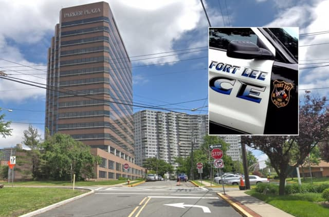 Fletcher Avenue and Lewis Street in Fort Lee.