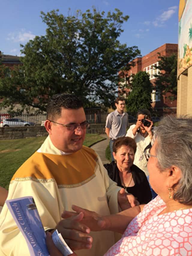 The Rev. Rolando Torres