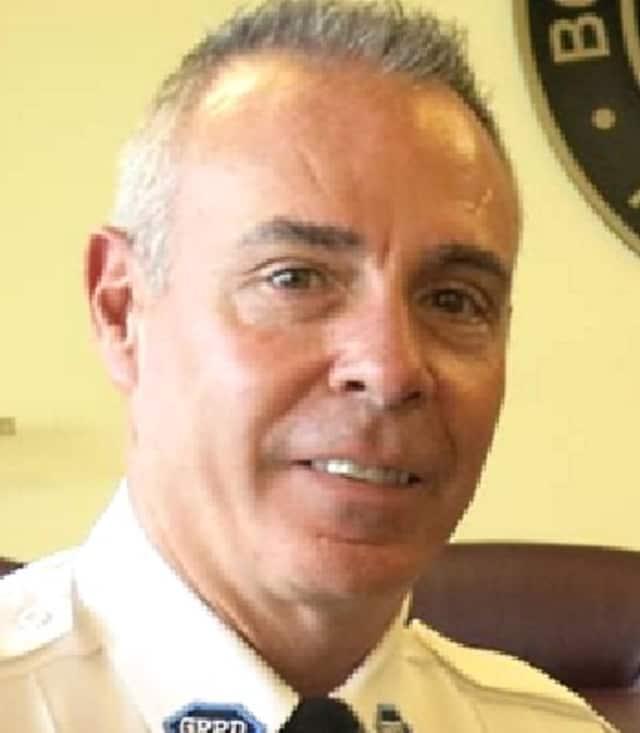 Glen Rock Police Chief Fred Stahman
