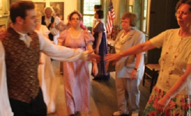 The Bergen County Historical Society invites people to the 2016 Calico Frolic on Saturday, July 16.