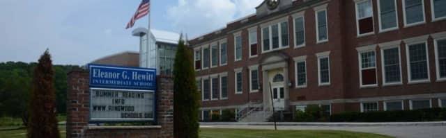 Eleanor Hewitt Intermediate School in Ringwood.