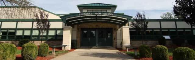 Cresskill High School.