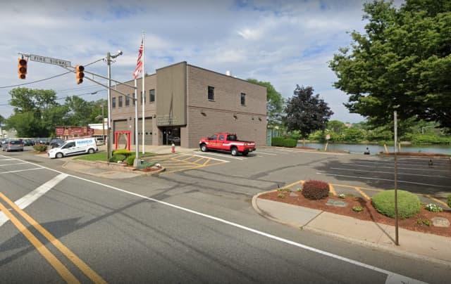 North Arlington Fire Department River Road station
