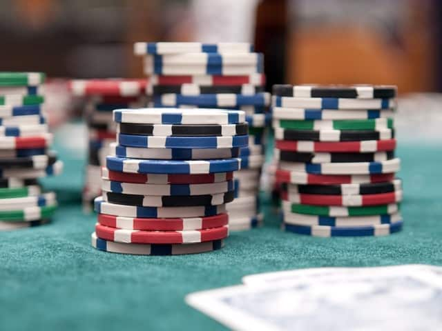 Casino trip set for Nov. 7.