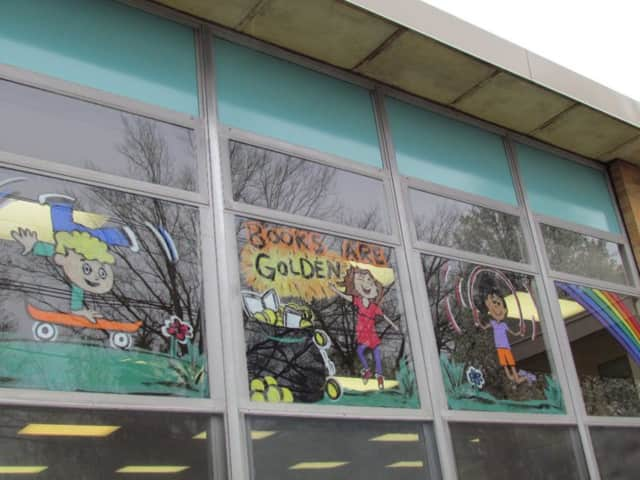The Garfield Library is offering two story times on several dates in April.