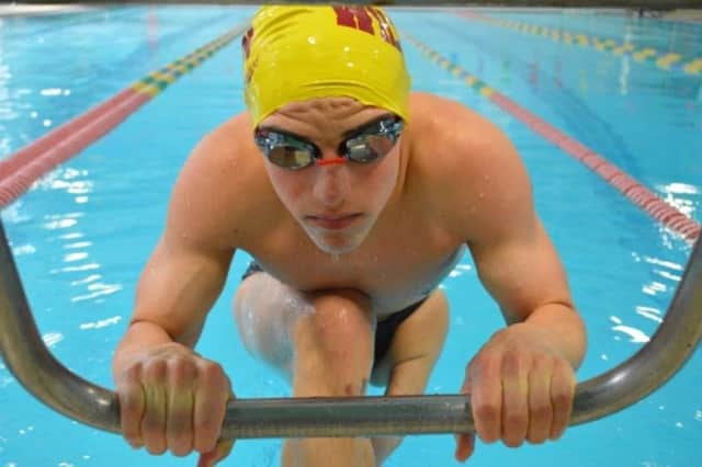David Gelfand will be attending the largest Paralympic trials in U.S. history held June 29 to July 2 in Charlotte, N.C.