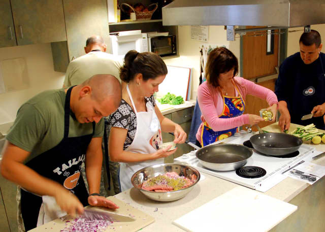 Cresskill Library is starting a cooking club.