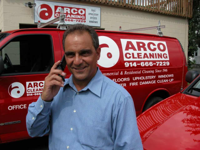 George Arco is the President of Arco Cleaning Maintenance Company, which has been in business since 1946.