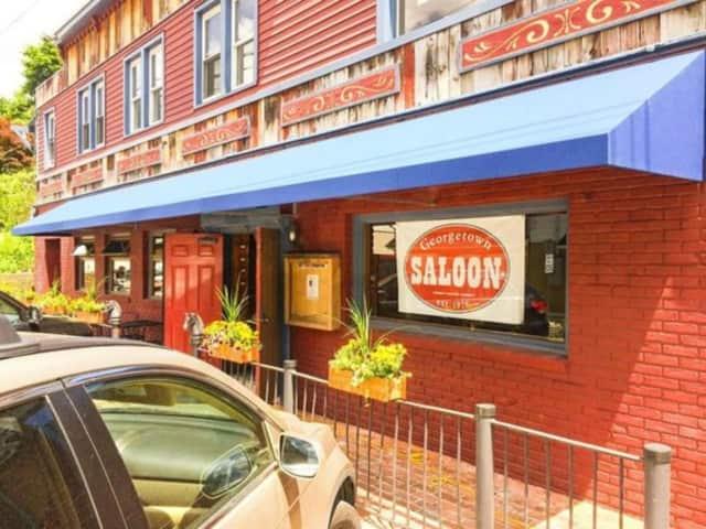 The Georgetown Saloon has closed its doors again.